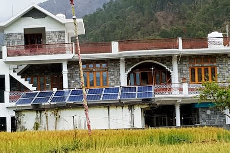 Hill dew homestay-Only Nature and U @Uttarkashi