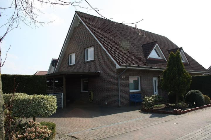 Home in the heart of Papenburg - Papenburg - House