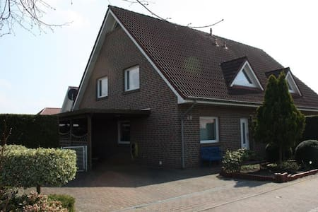 Home in the heart of Papenburg - Papenburg - Rumah