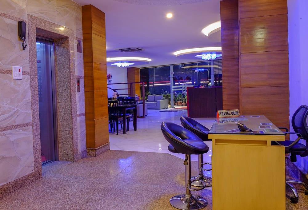 Regal Airport Hotel Kathmandu Nepal