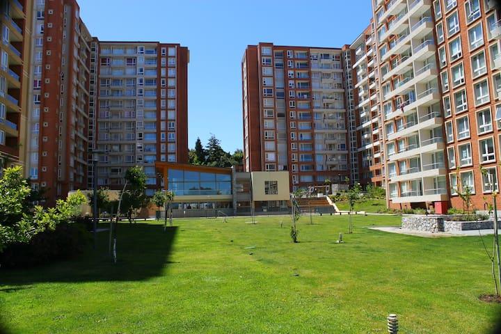 BioBio Suite Apartament Vista Lomas San Andres - Concepción - Flat