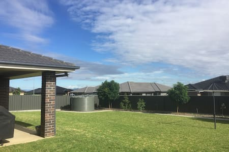 Modern Quiet Country House - Room 1 - North Tamworth