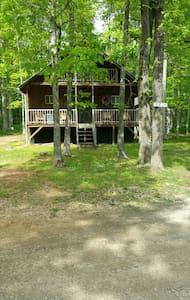 Blue Jay Cabin @ Buck Creek