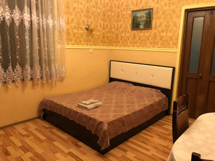 Green Sahil Apartment in the heart of Baku