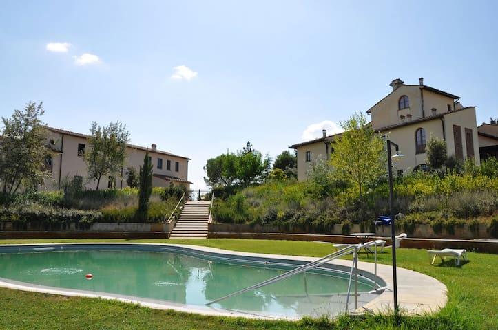Corniano Vacanze - San Miniato - Apartament