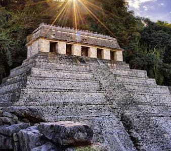 Unforgettable days in Palenque! - Palenque - Вилла