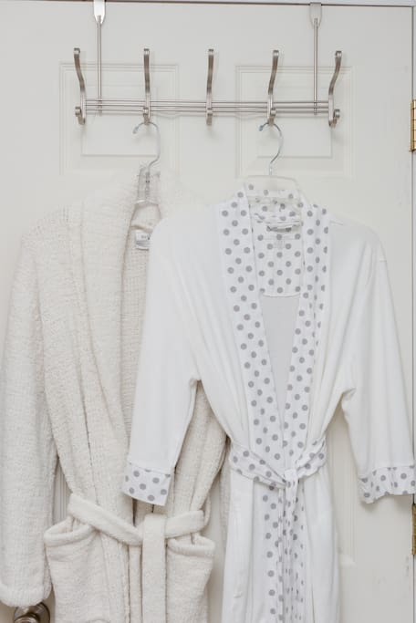 Cozy Robes His & Hers