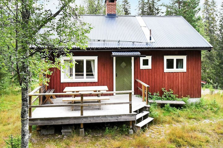 8 person holiday home in SÄLEN