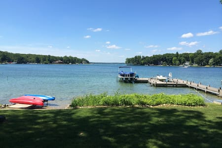 Gull Lake Cottage - Fall Specials 75% off