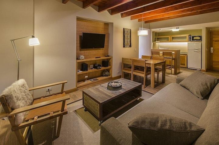 Huenú - Apartamento de 1 Dormitorio (R02)