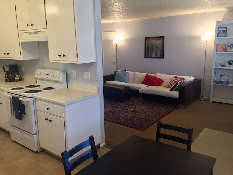 Quiet 1 Bedroom Near Shopping Food W Central Heat Flats For Rent In Sacramento California