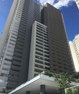Flat Mobiliado Praticidade. - Goiânia - Apartmen perkhidmatan