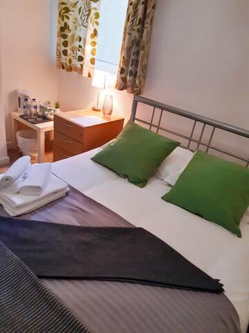 Wellfield Blooms Cardiff Traveler's Room
