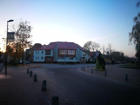 Cosy rooms in the centre of Birštonas