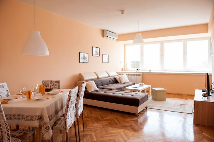 The Grand Location For Your Stay In Sofia