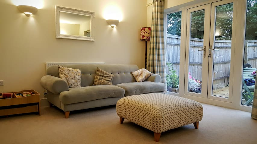 Modern, Family Home, Close to City and Countryside - Oxford - House