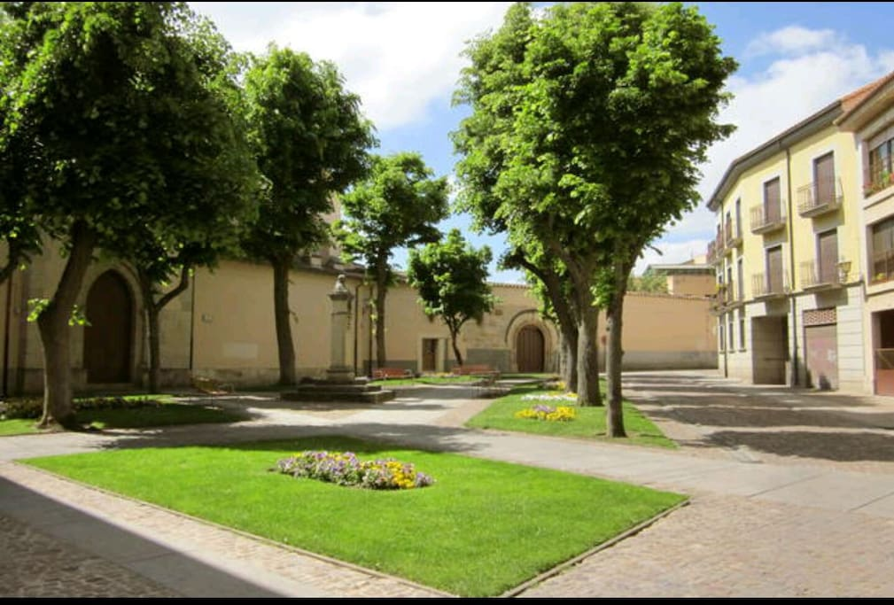 Plaza Arcipreste