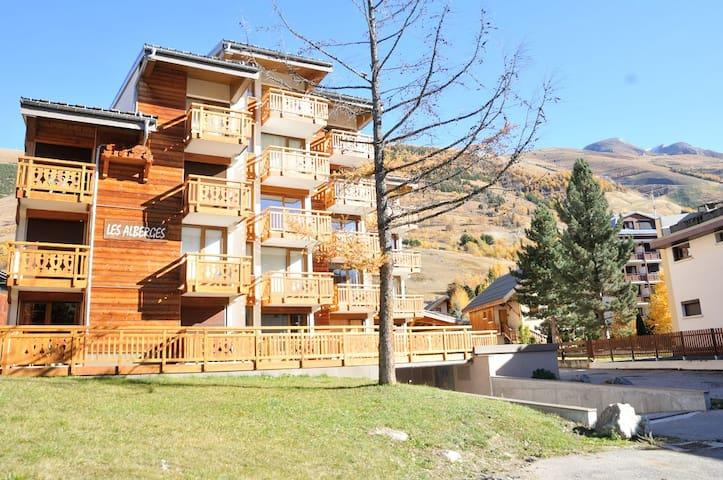 appartement-studio  au centre des 2 Alpes - Mont-de-Lans - Apartment