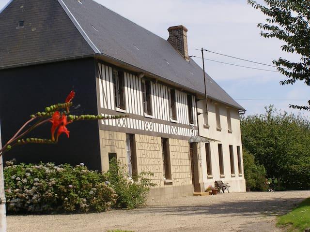 Ferme Clatot Nadia et Guillaume #2 - Bermonville - Casa