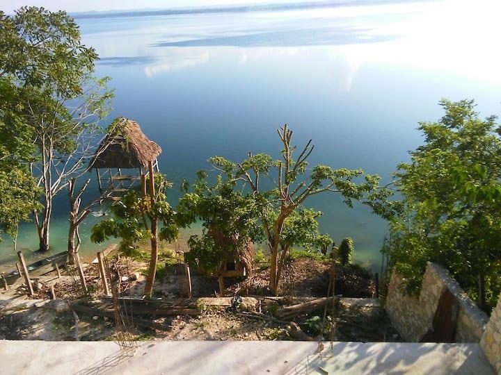 Villa casa del lago