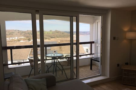 Modern apartment with stunning sea views - Saundersfoot - Wohnung