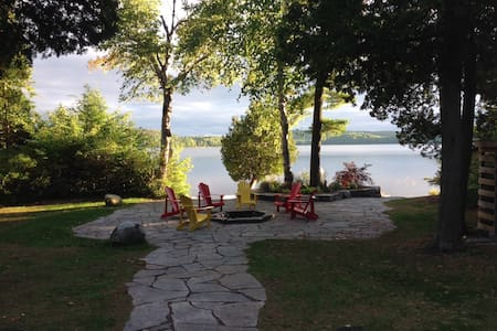 Relax at The Lakehouse, Grass Lake - Kearney - Zomerhuis/Cottage