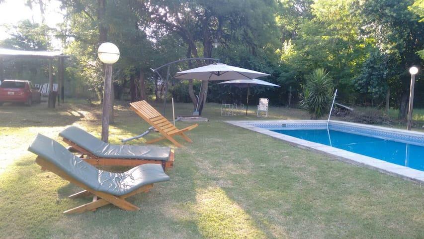 Casa Villa Los Aromos - Alta Gracia - Casa