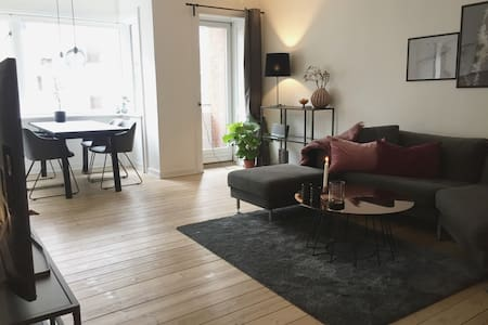 Modern Cosy Apartment in the ❤️ og KBH Ø - Copenhague