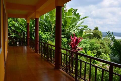 2 Rooms near Arambol  & Keri Beach facing river