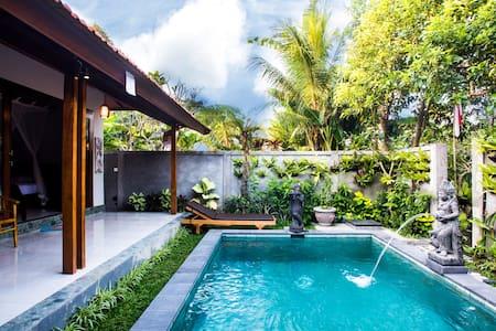 Villa Krisna: Ubud identity and modern city style
