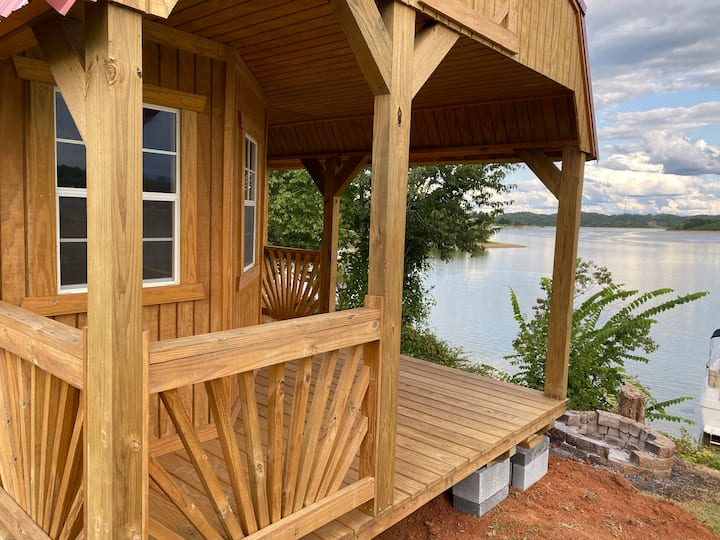 Tiny House Douglas Lake Beautiful Views Mountains