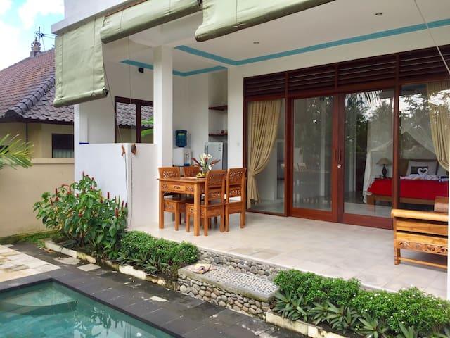 Rumah sekar with share pool