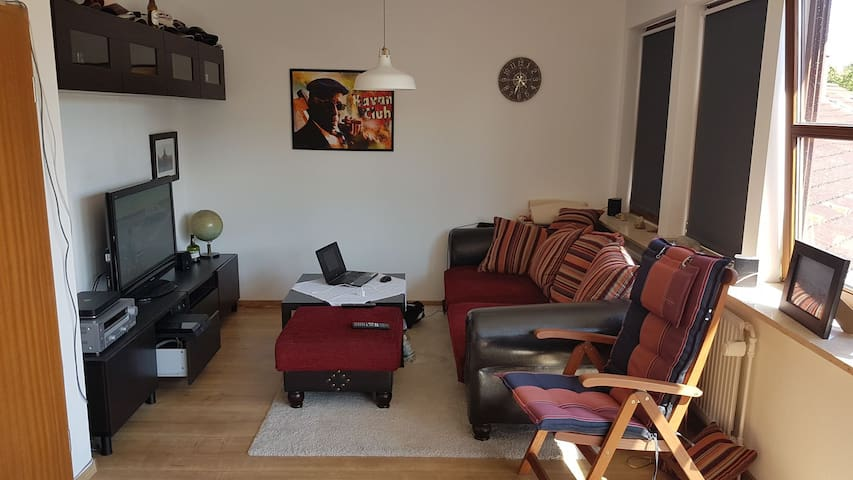 Sonnige Wohnung (70 qm) mit Balkon / sunny flat