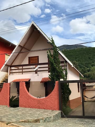 Chalé Aconchego Pedra Menina