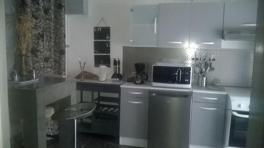 petite maison retaise - Sainte-Marie-de-Ré - Apartamento