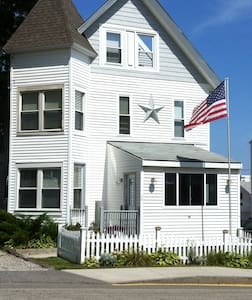 Star House has Ocean view - Old Orchard Beach - Reihenhaus