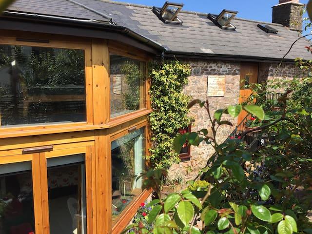 Charming apartments set in peaceful rural Devon