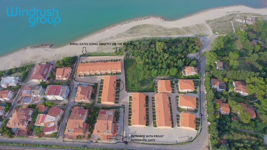 Дом возле моря - Vibo Marina