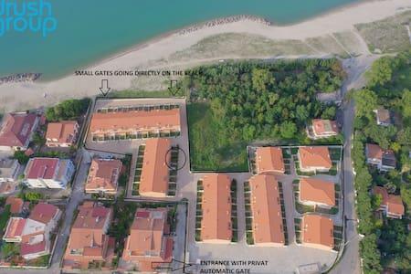 Дом возле моря - Vibo Marina - Appartement