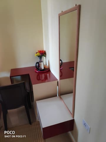DRESSING TABLE AND SMALL DESSK
