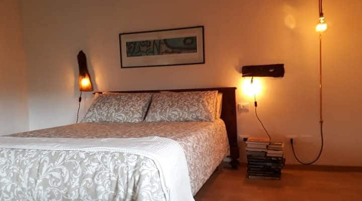 Bologna hill countryside double room matrimoniale
