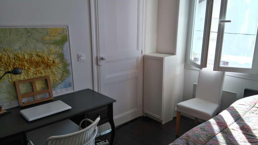 Elégant T3 à Biarritz, Côte des Basques à deux pas
