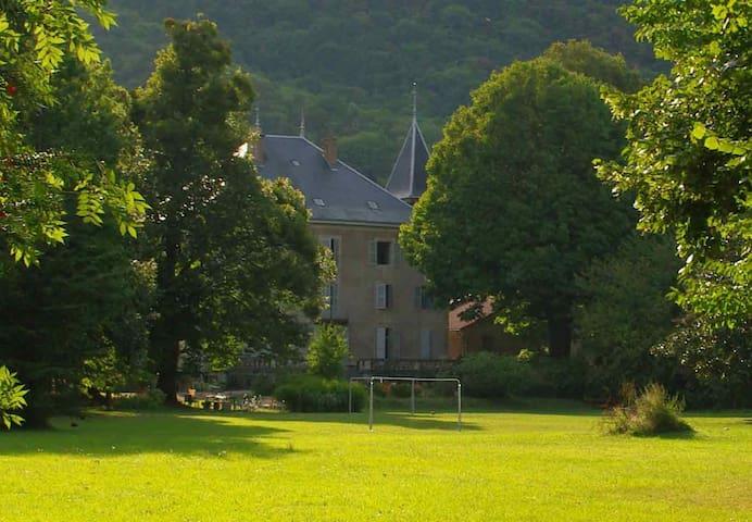 Manoir de Clairfontaine - Noyarey - House