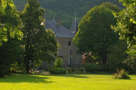 Manoir de Clairfontaine - Noyarey - Talo