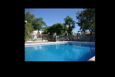 Private villa with pool - Vilamarxant
