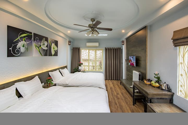 hanoi moon cactus homestay- 5 Bedrooms- max 18 pax