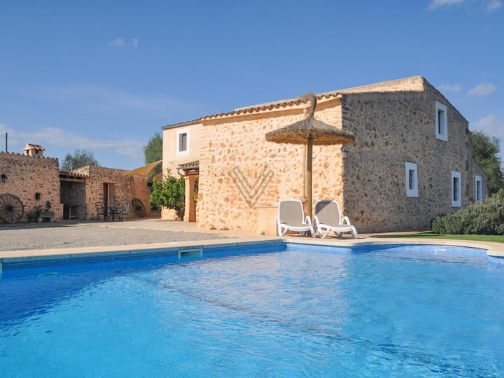 Can Xim, Holiday Country house for 8 people in Felanitx, Mallorca