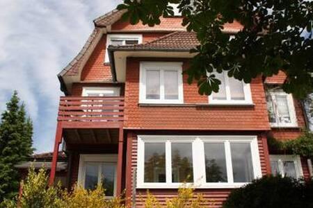 Schwalbennest- geräumige Dachwohnung in Braunlage