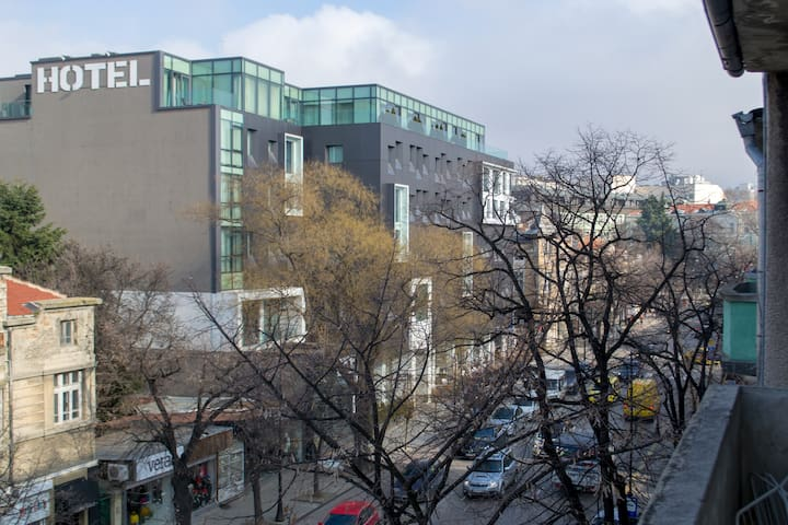 Urban Style flat ✵2BD in the Centre ✵Free Parking