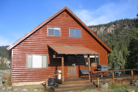 Now this is Colorado! - South Fork - Σπίτι